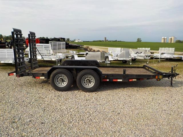 2018 Gatormade Trailers 16 GT - XLT Equipment Trailer