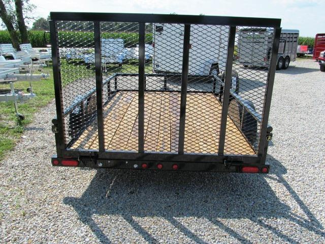 2019 Big Tex Trailers 35SA - 10 Utility Trailer