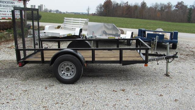 2012 Gatormade Trailers 5x10 Utility Trailer **USED**