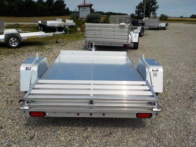 2020 Aluma 638 LW BT Utility Trailer