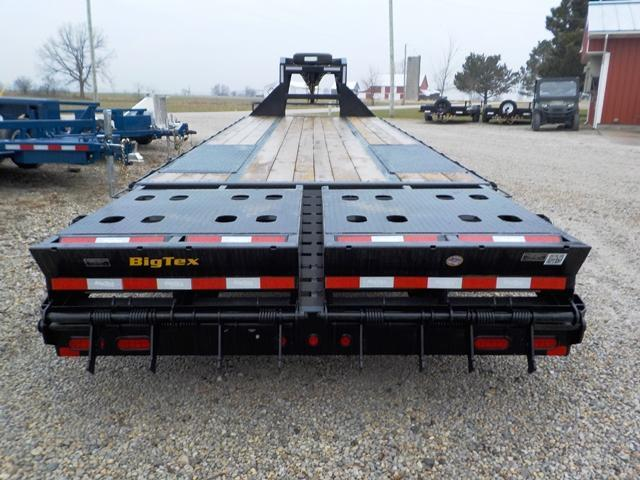 2019 Big Tex Trailers 22GN-HD 25' + 5' MR Equipment Trailer