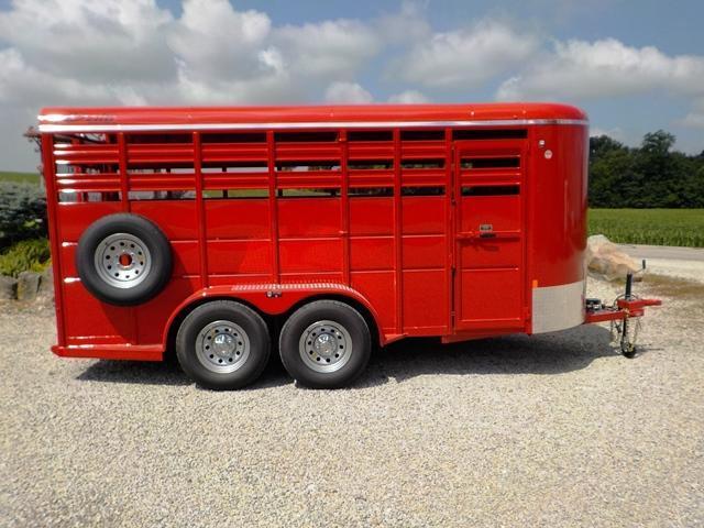 2020 Delta Manufacturing 500 SERIES Livestock Trailer in Ashburn, VA