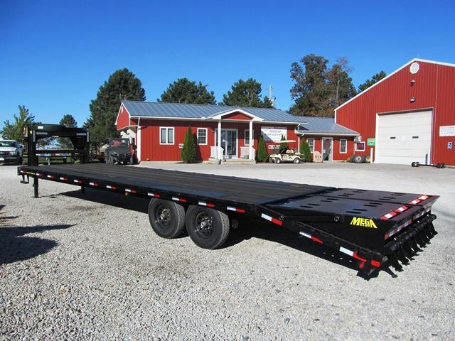 2019 Big Tex Trailers 14GN-25BK5MR Equipment Trailer