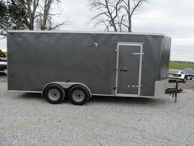 2012 Interstate SFC 718TA2 Enclosed Cargo Trailer **USED**