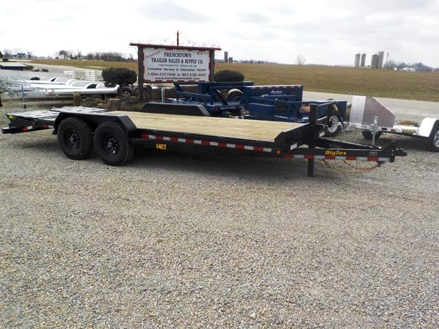 2019 Big Tex Trailers 14ET 20BK MR Equipment Trailer