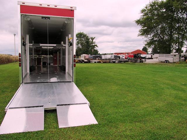 2007 Cargo King 8.5X53TTA 6 Stacker **USED**