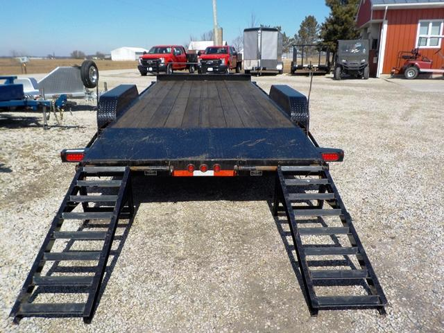 2018 Top Hat Trailers EH 20X83 - 14E-F Equipment Trailer