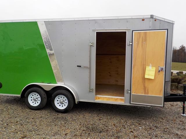 2019 Interstate IFC 716TA2 Enclosed Cargo Trailer