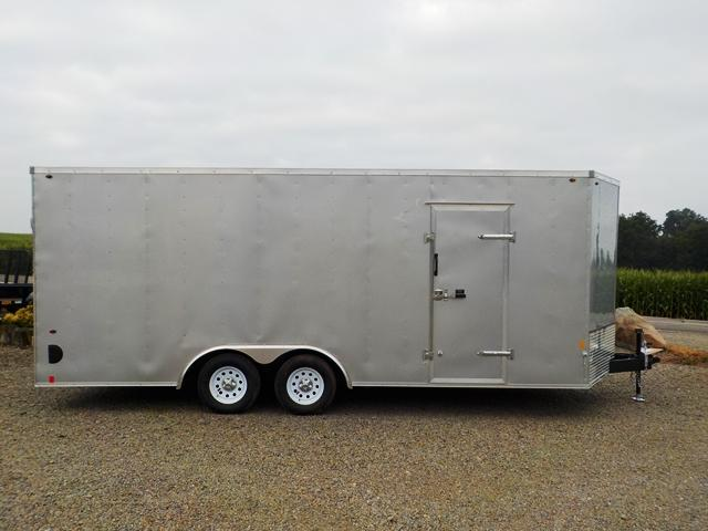 2020 Interstate IFC 820 TA2 Enclosed Cargo Trailer