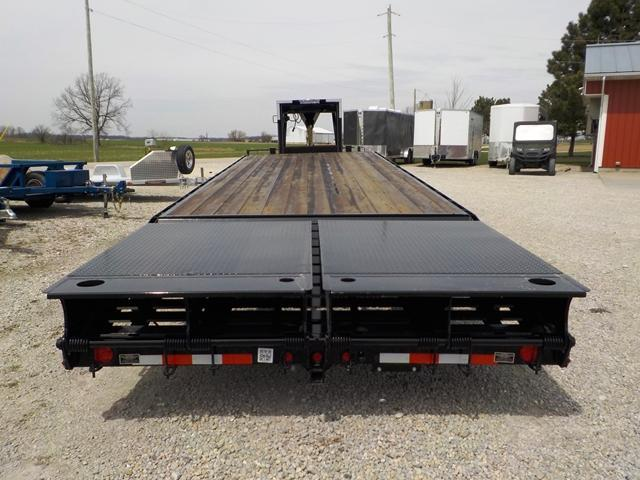 2019 Titan Trailers 86X246 Equipment Trailer