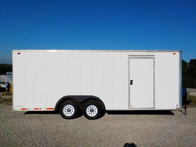 1996 Timberwolf ATS 820 TA2 Enclosed Cargo Trailer ** USED **