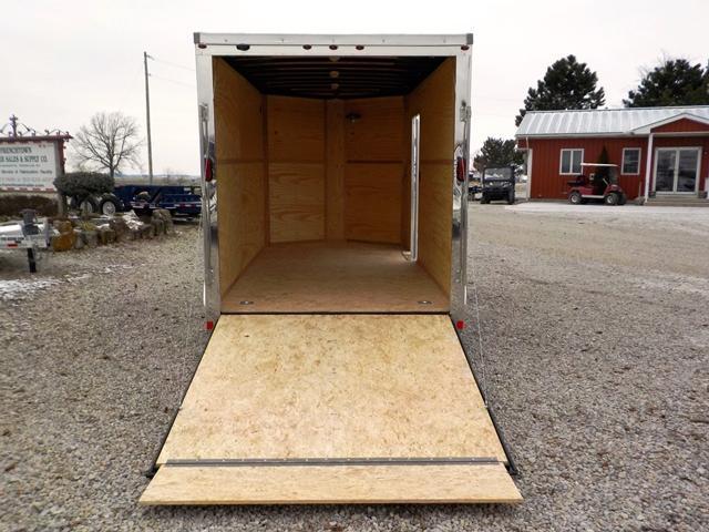 2019 Interstate IFC 714 TA2 Enclosed Cargo Trailer