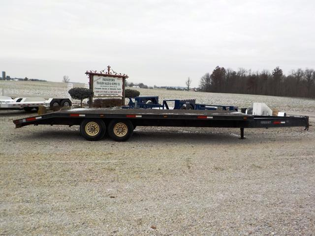 1996 Titan Trailers 8620+4 Equipment Trailer **USED**