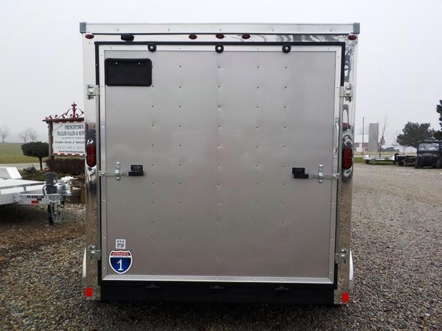 2019 Interstate IFC 712 TA2 Enclosed Cargo Trailer