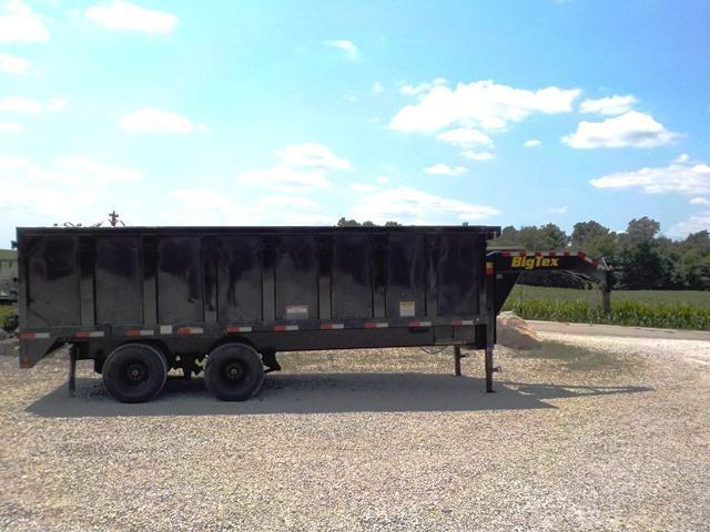 2019 Big Tex Trailers 25DU-20HD Dump Trailer