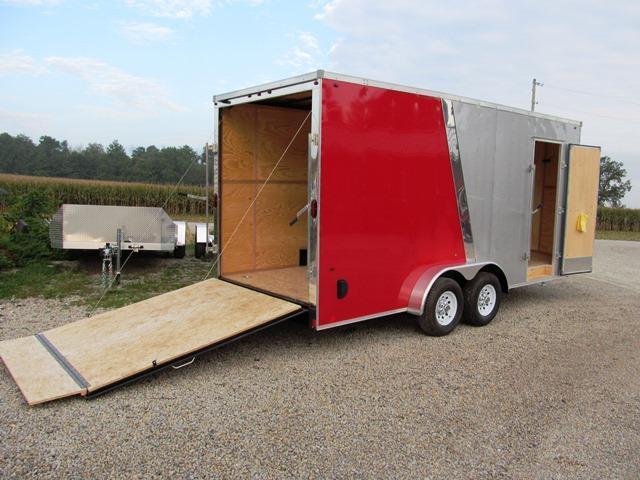 2019 Interstate IFC 718 TA3 Enclosed Cargo Trailer