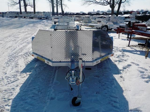 2019 Aluma MC210 Motorcyle Trailer