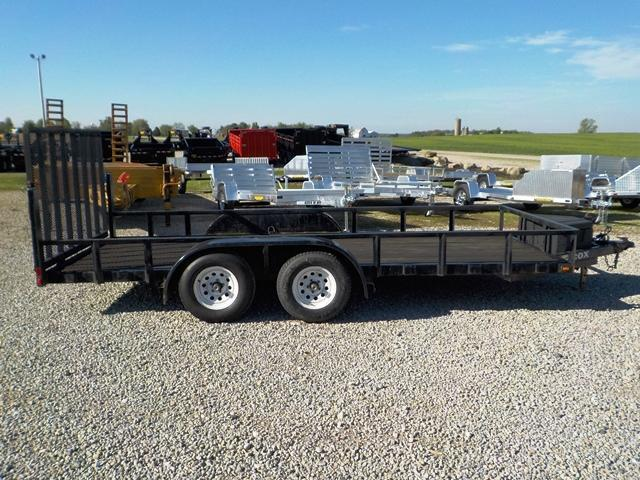 2008 Cox Signature Series LM 616 - 4 Utility Trailer