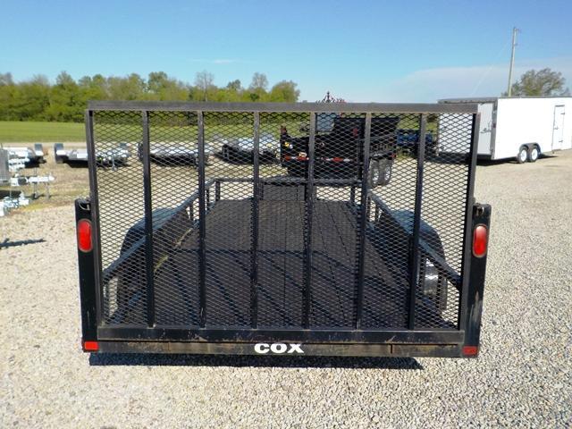 2008 Cox Signature Series LM 616 - 4 Utility Trailer