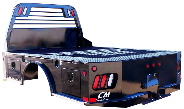 2017 CM SK 94 / 94'' / 60'' / 34'' Truck Bed / Equipment