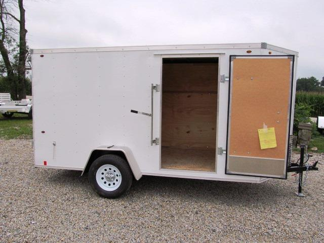 2019 Interstate SFC 612 SAFS Enclosed Cargo Trailer