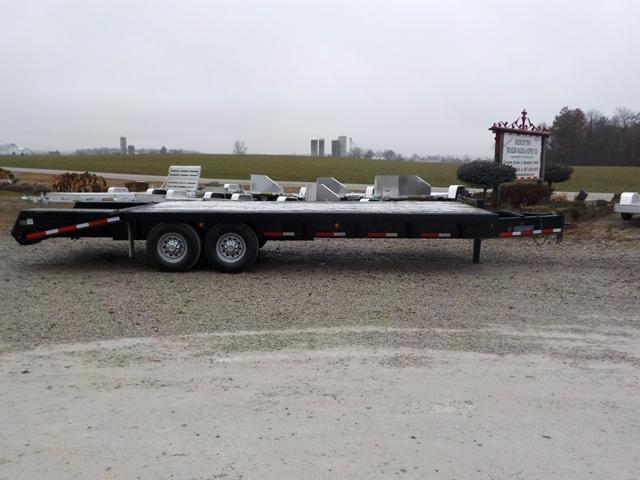 2001 Titan Trailers Deckover Equipment Trailer **USED**