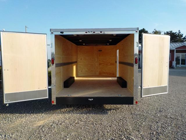 2020 Interstate IFC 820 TA3 XLT Enclosed Cargo Trailer