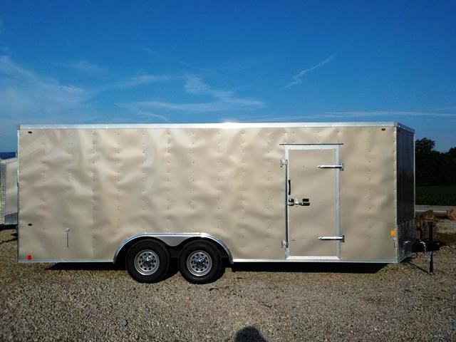 2020 Interstate IFC 820 TA3 XLT Enclosed Cargo Trailer
