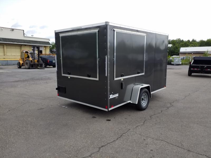2020 Cargo Express XLW 7X12 CONCESSION Enclosed Cargo Trailer