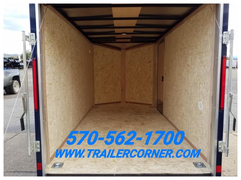 2019 Look Trailers STLC 6X12 BIKE HAULER Enclosed Cargo Trailer