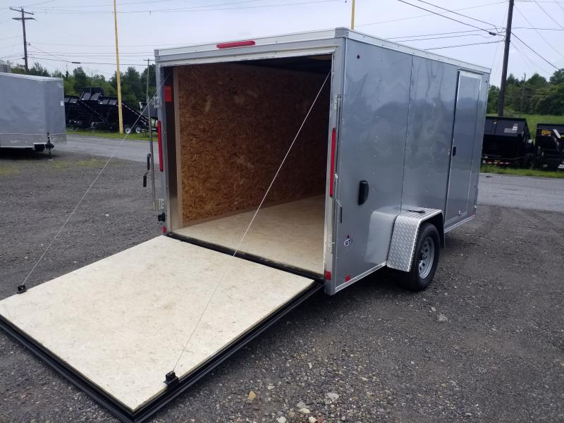 2020 Look Trailers STLC 7X12 SINGLE AXLE Enclosed Cargo Trailer