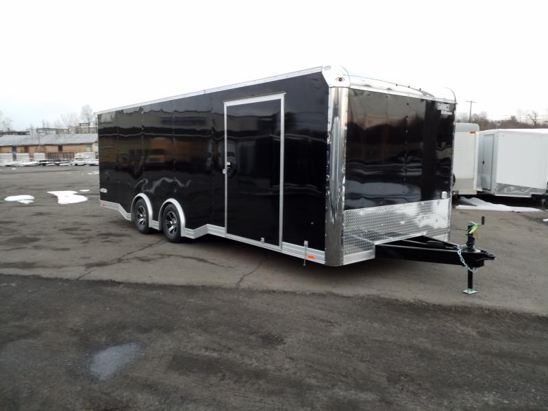 2019 Look Trailers ILRT 8X24 SPREAD AXLES - CABINETS Car / Racing Trailer