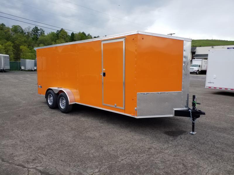 2020 Look Trailers EWLC 7X18 10K Enclosed Cargo Trailer