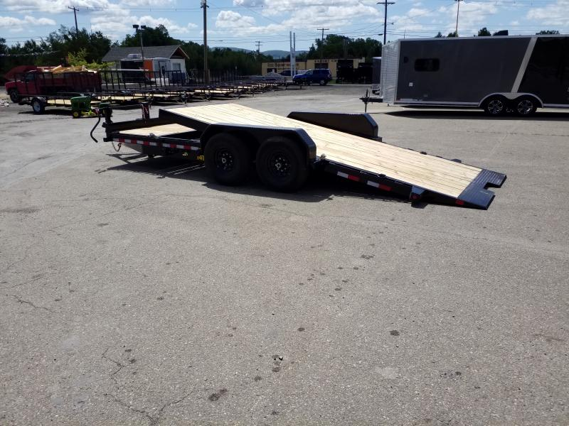 2020 Big Tex Trailers 14TL-20 14K TILT Equipment Trailer