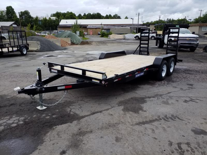 2019 Sure-Trac 18 10K Equipment Trailer