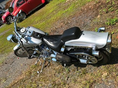 2001 Harley Davidson SOFT TAIL FXST Motorcycle
