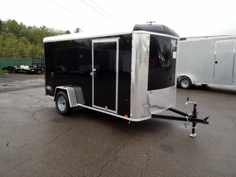 2020 Look Trailers ERLC 6X12 RAMP DOOR Enclosed Cargo Trailer
