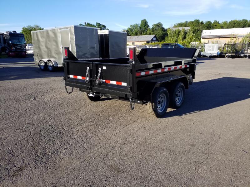 2019 Sure-Trac 6X10 7K RAMPS Dump Trailer