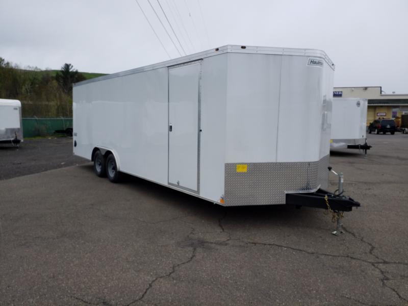2019 Haulmark TSV 8.5X24 10K ESCAPE DOOR Car / Racing Trailer