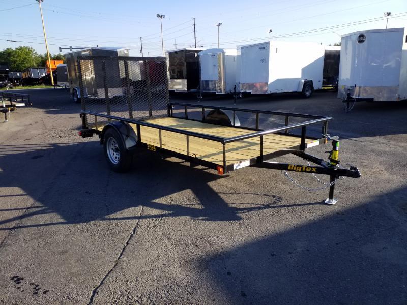 2020 Big Tex Trailers 35ES-12 77X12 Utility Trailer