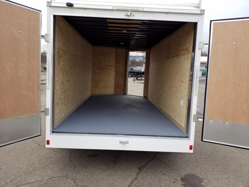 2018 Cargo Express PROW 7X14 12K CONSTRUCTION Enclosed Trailer