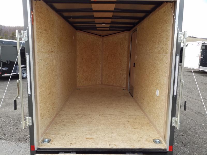 2018 Look Trailers EWLC 6X12 CUSTOM Enclosed Cargo Trailer