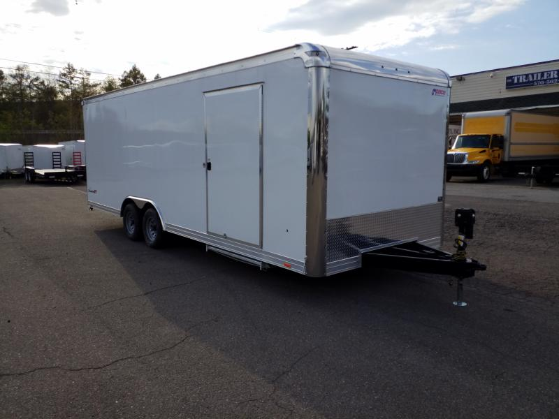 2019 Pace American SCX 8.5X24 10K Car / Racing Trailer
