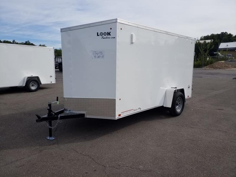 2020 Look Trailers STLC 6X12 RAMP DOOR Enclosed Cargo Trailer
