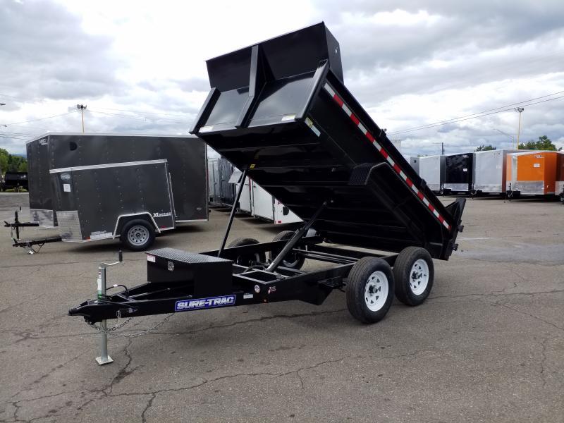 2019 Sure-Trac 6X10 7K Dump Trailer