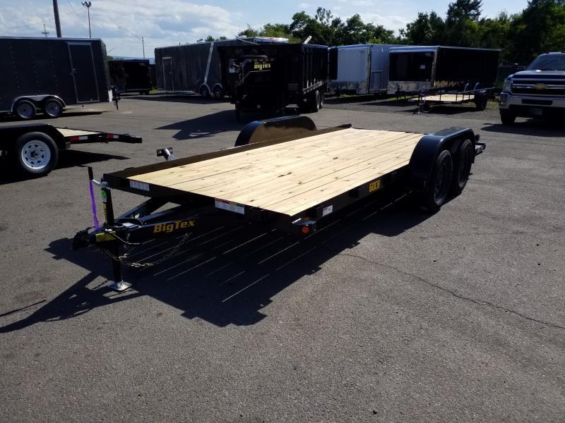 2020 Big Tex Trailers 60CH-16 6K Car / Racing Trailer