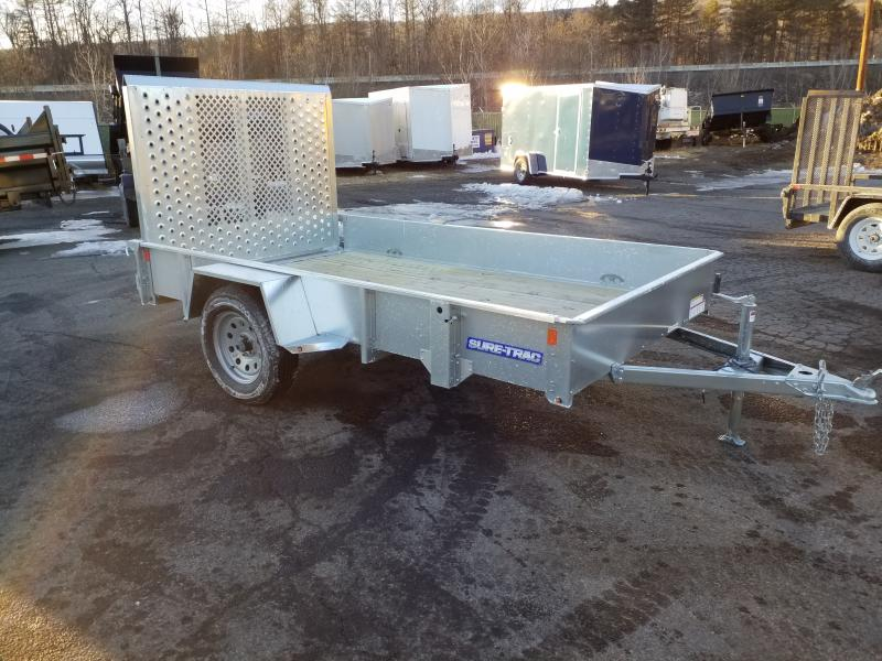 2019 Sure-Trac 6X10 GALVANIZED Utility Trailer