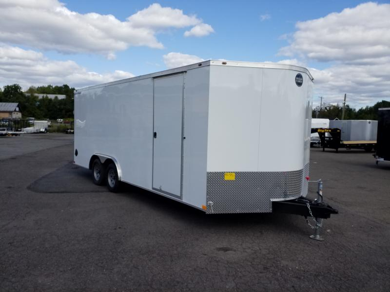 2020 Wells Cargo RFV 8.5X20 7K Car / Racing Trailer