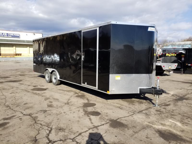 2019 Haulmark TSTV 8.5X24 10K Car / Racing Trailer