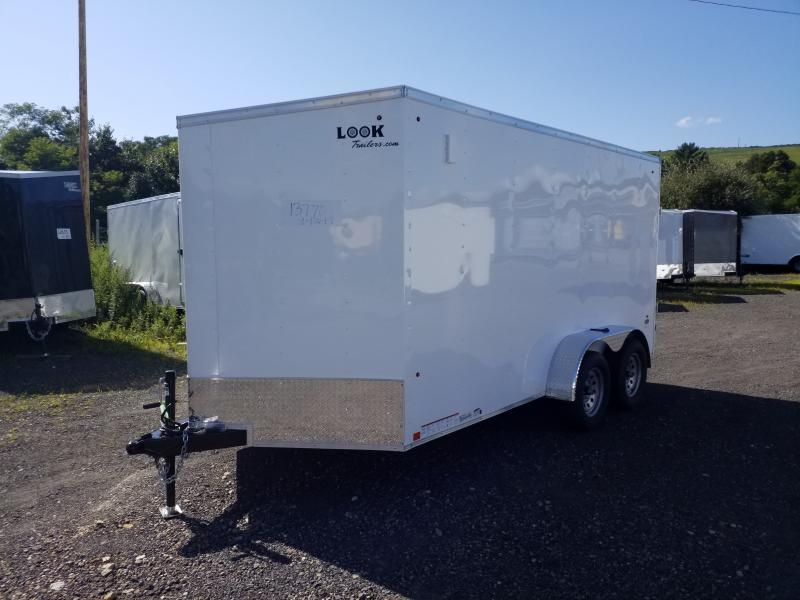 2020 Look Trailers STLC 7X14 EXTRA HEIGHT Enclosed Cargo Trailer